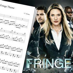 Fringe Theme Sheet Music