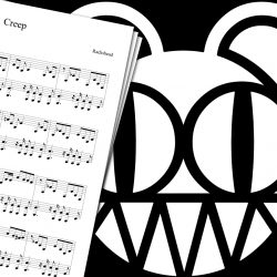 Creep Sheet Music