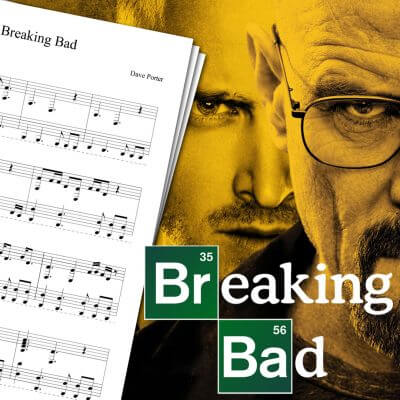 Breaking Bad Theme Sheet Music