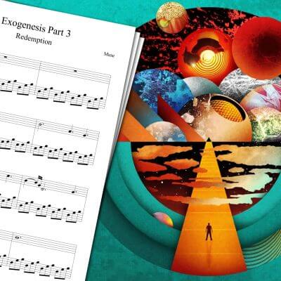 Exogenesis Symphony Part 3 Sheet Music