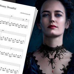 Penny Dreadful Theme Sheet Music