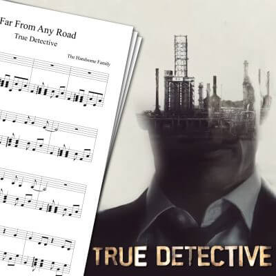 Far From Any Road Sheet Music