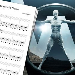 Westworld Theme Sheet Music
