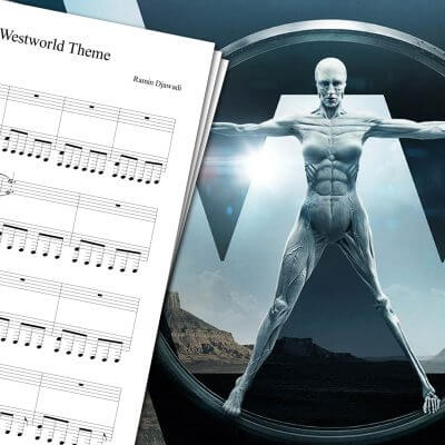 Westworld Theme Sheet Music