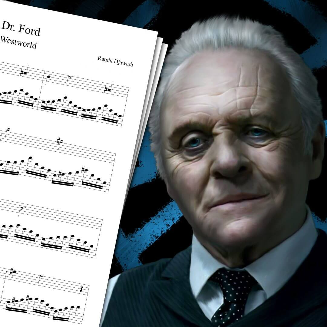 Dr Ford Sheet Music